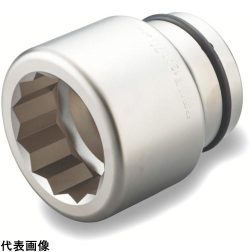 公式の  販売単位:1 TONE  110mm 送料無料:ルーペスタジオ  12AD110 インパクト用ソケット(12角) [12AD-110]-DIY・工具