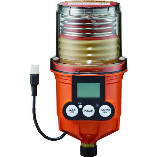パルサールブ M 125cc DC外部電源型モーター式自動給油機(グリス空) [MSP125/MAIN/VDC] MSP125MAINVDC 販売単位:1 送料無料