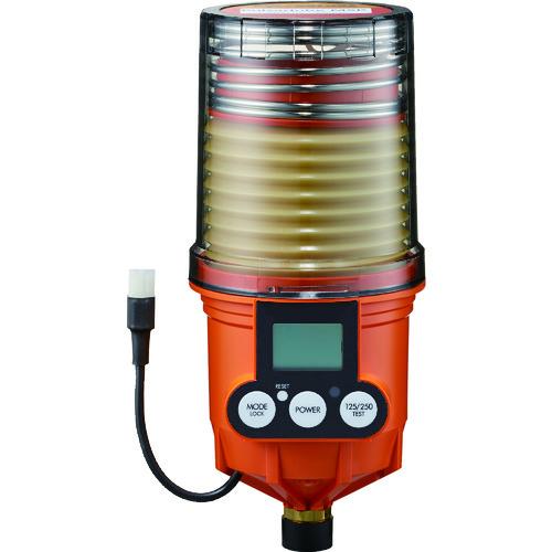 パルサールブ M 250cc DC外部電源型モーター式自動給油機(グリス空) [MSP250/MAIN/VDC] MSP250MAINVDC 販売単位:1 送料無料
