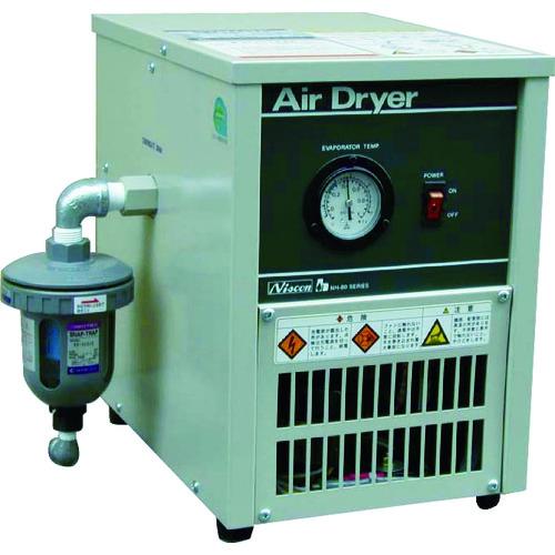 日本精器 冷凍式エアドライヤ3HP [NH-8007N] NH8007N 販売単位:1 送料無料