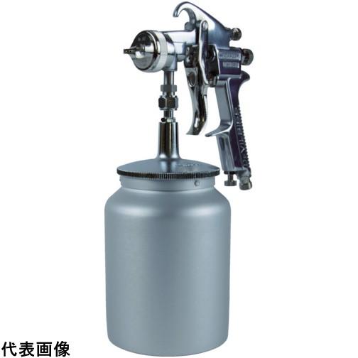 TRUSCO トラスコ中山 スプレーガン吸上式 ノズル径Φ1.8 1Lカップ付セット [TSG-508S-18S] TSG508S18S 販売単位:1 送料無料