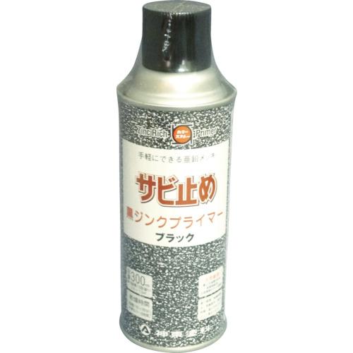 シントーファミリー 株 化学製品 防錆剤 シントー 2859-0.3 海外限定 黒ジンクプライマー 300ML 3058 28590.3 販売単位:1 WEB限定