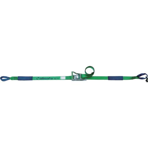 allsafe ベルト荷締機 ラチェット式しぼり50仕様(重荷重) [R5I15] R5I15 販売単位:1 送料無料