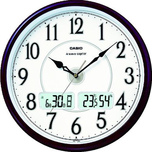 カシオ 電波掛け時計 直径340mm [ITM-200J-5BJF] ITM200J5BJF 販売単位:1 送料無料