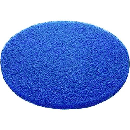 コンドル (ポリシャー用パッド)51ラインフロアパッド9 青(表面洗浄用) [E-17-9-BL] E179BL 販売単位:1 送料無料