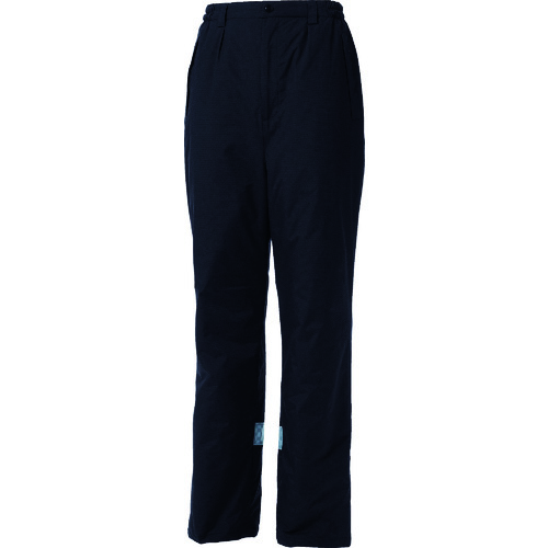 TRUSCO トラスコ中山 暖かパンツ 3Lサイズ ブラック [TATBP-3L-BK] TATBP3LBK 販売単位:1 送料無料