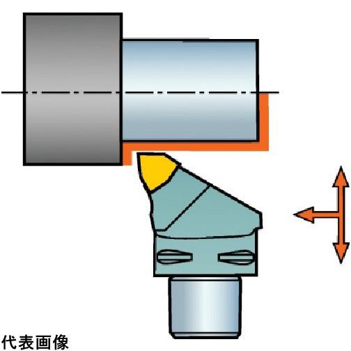 サンドビック コロマントキャプト コロターンRC用カッティングヘッド [C4-DWLNR-27050-08] C4DWLNR2705008 販売単位:1 送料無料