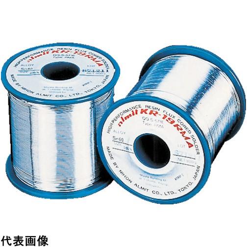 アルミット 鉛フリーやに入りはんだ KR-19 RMA 0.8mm [KR19RMA-SN60-P-2-0.8MM] KR19RMASN60P20.8MM 販売単位:1 送料無料