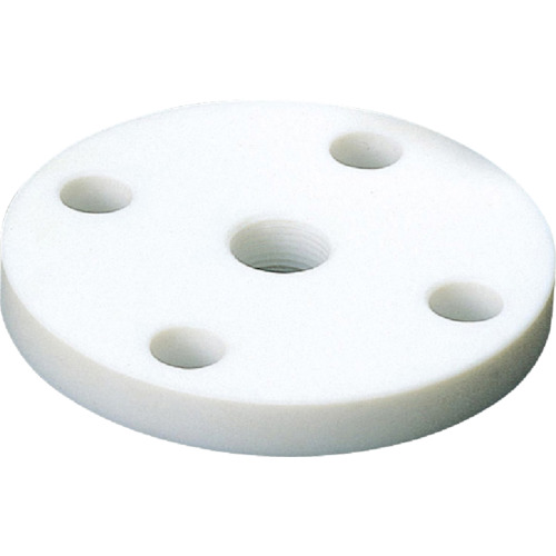 フロンケミカル フッ素樹脂(PTFE)フランジ 20A×5K×RC3/4 [NR1405-015] NR1405015 販売単位:1 送料無料