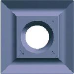 富士元 マルチアングルミル用チップ微粒子超硬AlCrNコート AC15N [SDMT150404 AC15N] SDMT150404 3セット 送料無料