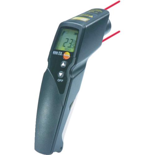 テストー 赤外放射温度計 [TESTO830-T2] TESTO830T2 販売単位:1 送料無料