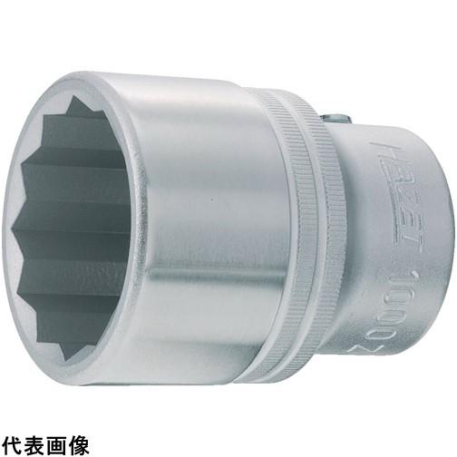 HAZET ソケット(12角タイプ・差込角19mm) [1000Z-50] 1000Z50 販売単位:1 送料無料