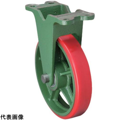 東北車輛製造所 標準型固定金具付ウレタン車輪 200 200KULB            販売単位:1 送料無料