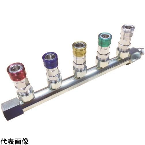 ヤマト PALシリーズ エアーヘッダーカップリングソケット [4PAL5-20-5] 4PAL5205      販売単位:1 送料無料