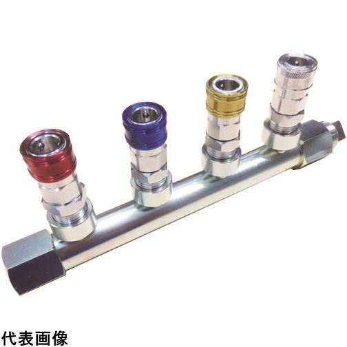 ヤマト PALシリーズ エアーヘッダーカップリングソケット [6PAL4-20-4] 6PAL4204      販売単位:1 送料無料