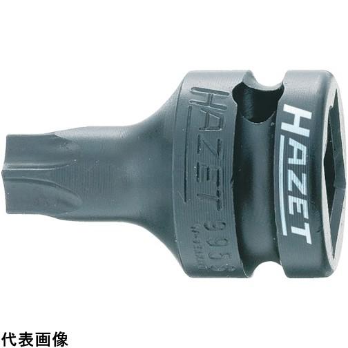 HAZET インパクト用TORXビットソケットレンチ(差込角12.7mm) 995ST60 販売単位:1 送料無料
