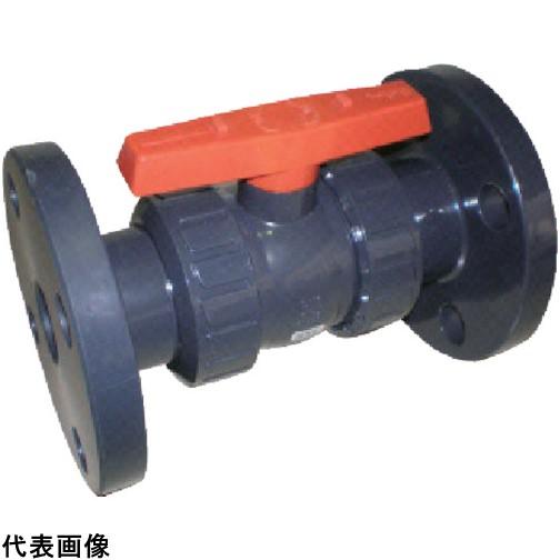 エスロン ボールバルブ F式 本体PVC OリングEPDM 32 BV32FX 販売単位:1 送料無料