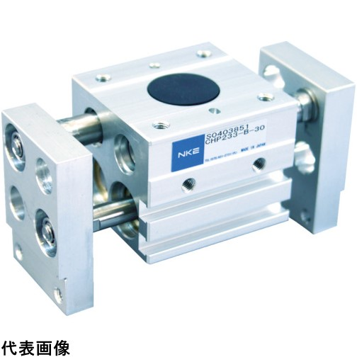 NKE エアチャック 平行角型 CHP234-B-40 [CHP234-B-40] CHP234B40 販売単位:1 送料無料