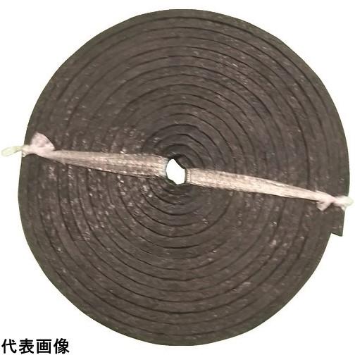ダイコー グランドパッキン D4101 PTFE含浸炭化繊維 幅11.1mm [D4101-11.1] D410111.1      販売単位:1 送料無料