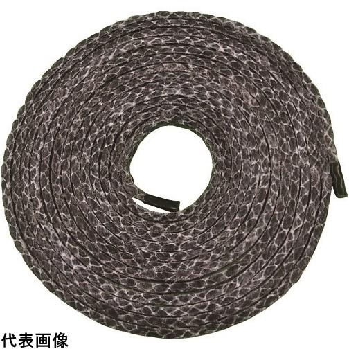 ダイコー グランドパッキン D4103 PTFE含浸カーボンファイバー 幅6.4mm [D4103-6.4] D41036.4      販売単位:1 送料無料