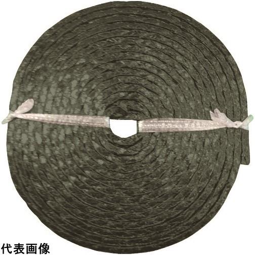 ダイコー グランドパッキン D4104 膨張黒鉛編組パッキン(インコネル合金線入り) 幅11.1mm [D4104-11.1] D410411.1      販売単位:1 送料無料