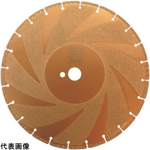 モトユキ 鋳鉄管用ダイヤモンドカッター12インチ [GDS-VB-12] GDSVB12 販売単位:1 送料無料