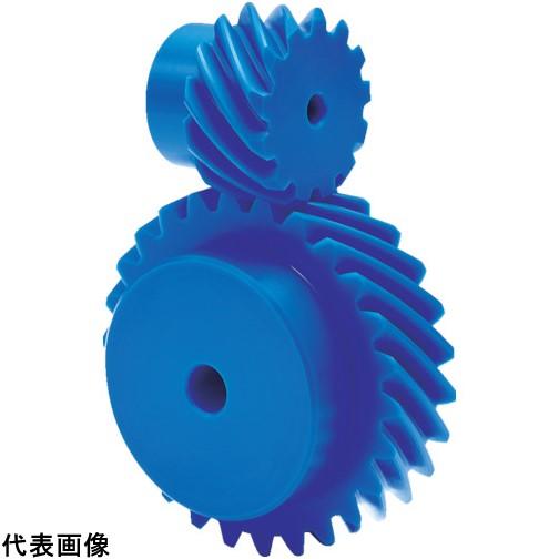 KG フードコンタクト 青POM ギヤシリーズ はすば歯車・ねじ歯車 歯数26  H3BP26LB            販売単位:1 送料無料