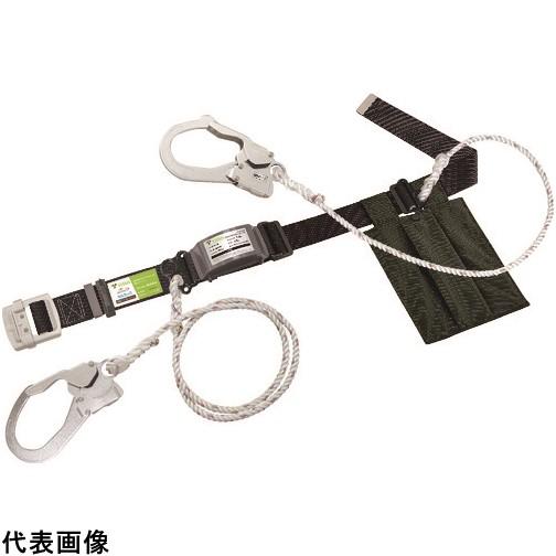 タイタン カルラック ロープ+補助ロープ式 ブラック (墜落制止用器具) [KLN-W-BL] KLNWBL       販売単位:1 送料無料