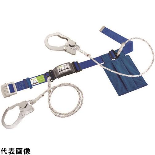 タイタン カルラック ロープ+補助ロープ式 スカイブルー (墜落制止用器具) [KLN-W-SB] KLNWSB       販売単位:1 送料無料