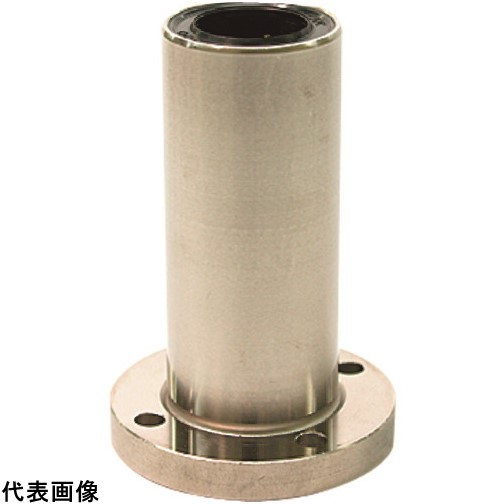 オザック エコベアリング ダブル丸型フランジタイプ 内径 50 [LFDM50-UU] LFDM50UU      販売単位:1 送料無料