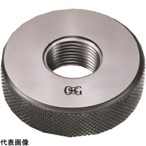 OSG ねじ用限界リングゲージ メートル(M)ねじ 30437 LGGR2M4X0.5 販売単位:1 送料無料