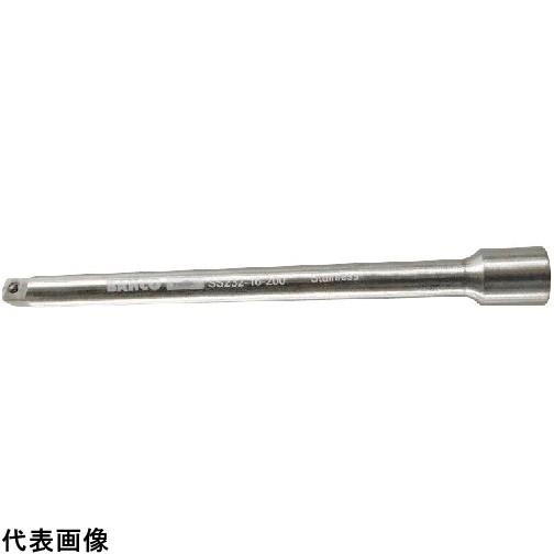 バーコ ステンレス製エクステンションアダプタ 1/2インチ 200mm [SS234-16-200] SS23416200      販売単位:1 送料無料