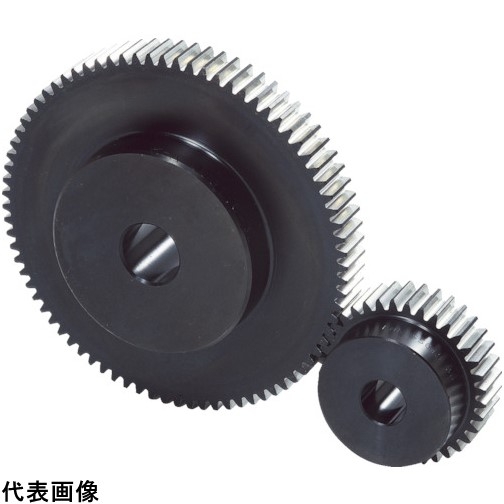 KHK 歯研平歯車SSG4-48 SSG448 販売単位:1 送料無料