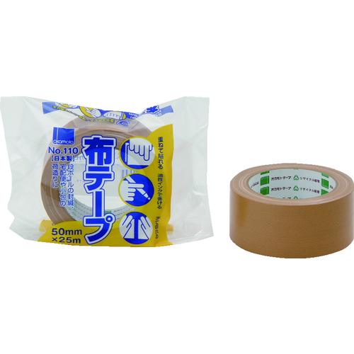 オカモト 布テープ (50巻入) [110] 110 販売単位:1 送料無料