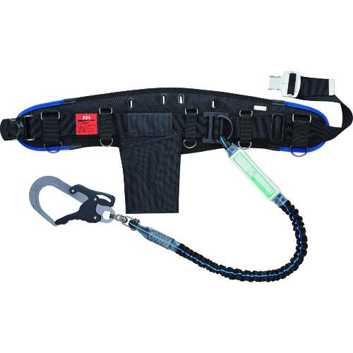 KH 補助帯付き 胴ベルト型安全帯 5250-KB+S1JDWB-17+47633BF [B2OKMJDWB] B2OKMJDWB      販売単位:1 送料無料