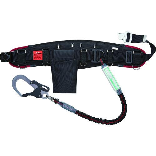 KH 補助帯付き 胴ベルト型安全帯 5250-KR+S1JDWK-17+47633RF [B9OKMJDWK] B9OKMJDWK      販売単位:1 送料無料