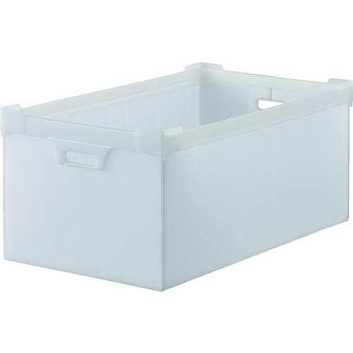 TRUSCO トラスコ中山 ダンボールプラスチック 45L 半透明 DP5605N            販売単位:1 送料無料