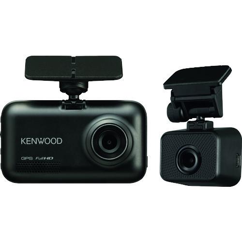 ケンウッド 前方・後方撮影可能2カメドライブレコーダー [DRV-MR740] DRVMR740      販売単位:1 送料無料