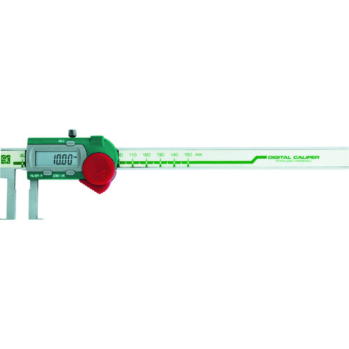 新到着           販売単位:1      送料無料:ルーペスタジオ    GDCP150I   SK   22-150mm  デジタルインサイドノギス -DIY・工具
