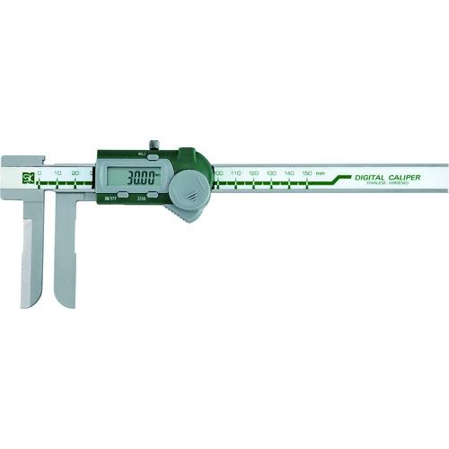 SK デジタルインサイドノギスナイフエッジ型 [GDCS-150IK] GDCS150IK      販売単位:1 送料無料