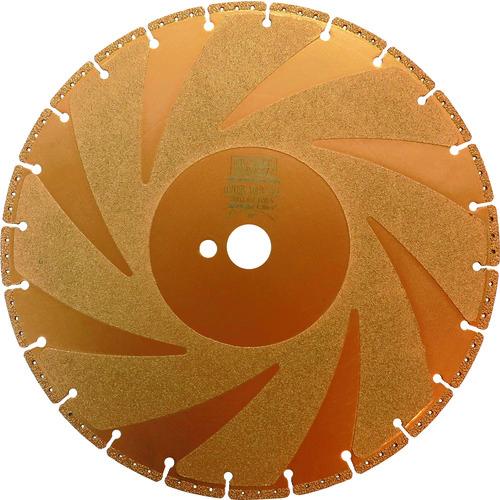 モトユキ 鋳鉄管用ダイヤモンドカッター14インチ [GDS-VB-14] GDSVB14 販売単位:1 送料無料