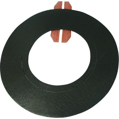日東エルマテ 配管用防水部材 LSパイプスハット 厚み2.5mm×外径165mm×中央穴径59mm(20枚入) [HAT65] HAT65       販売単位:1 送料無料