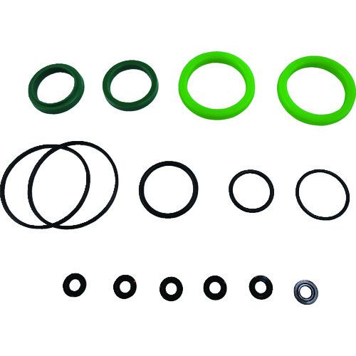 TAIYO 油圧シリンダ用メンテナンスパーツ 適合シリンダ内径:φ32 (ウレタンゴム・スイッチセット用) NH8RPKS2032B 販売単位:1 送料無料