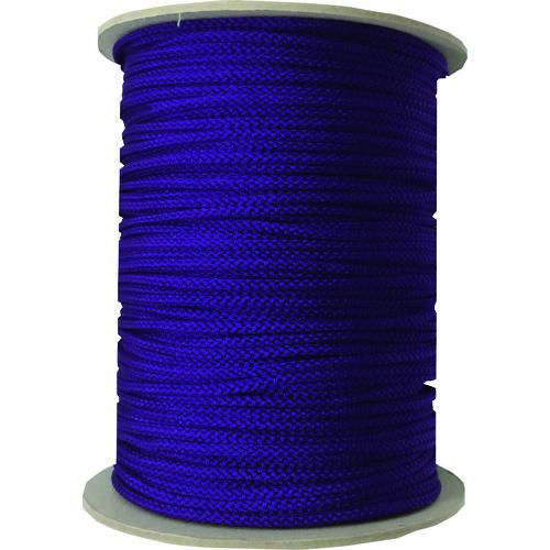 ユタカメイク 江戸打ち紐 紫 約4mm×130m PAR8110            販売単位:1 送料無料