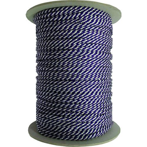 ユタカメイク 江戸打ち紐 紫白 約4mm×130m PAR8133            販売単位:1 送料無料
