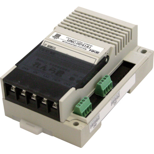 NKE れんら君 アナログタイプ 電流入力0-20mA ACアダプタ付き UNCRP41A1A 販売単位:1 送料無料