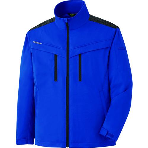 ミドリ安全 VERDEXCEL ストレッチ防寒ジャンパー VE2003 上 ロイヤルブルー L VE2003UEL           販売単位:1 送料無料