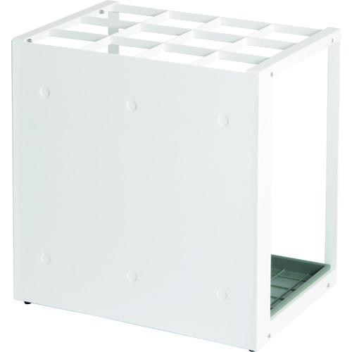 テラモト パネル傘立36 ホワイト [UB-299-036-8] UB2990368      販売単位:1 送料無料