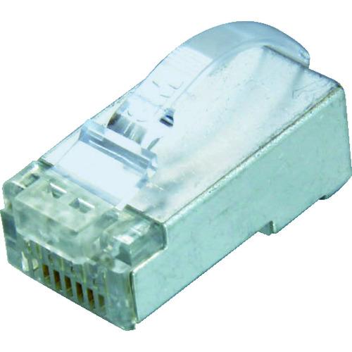 コーニング Cat5e シールド付RJ45モジュラープラグ (100個入) [VOL-RJ45PLG-5SL] VOLRJ45PLG5SL     販売単位:1 送料無料
