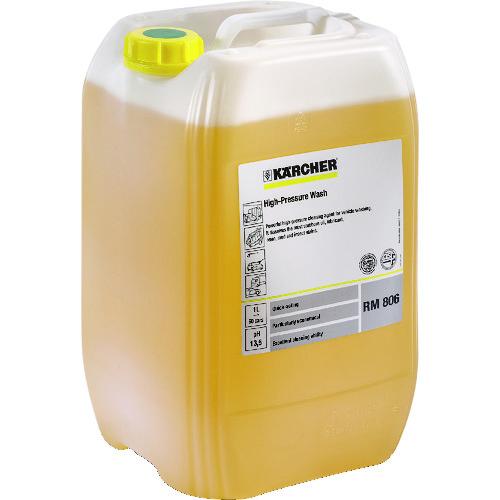 ケルヒャー 高圧洗浄機用洗剤RM806 20L [62955530] 62955530      販売単位:1 送料無料